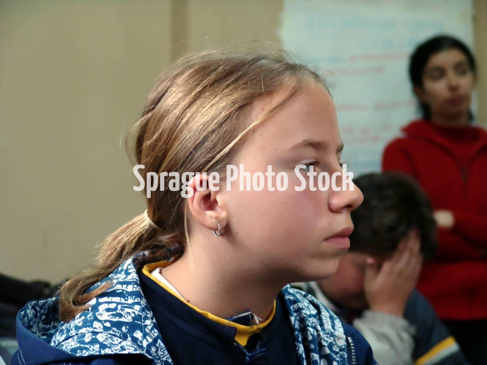 Children of Karlova. Bulgaria.
