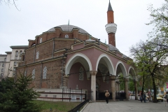City mosque, Sofia, Bulgaria.