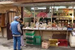 Sofia market. Bulgaria.
