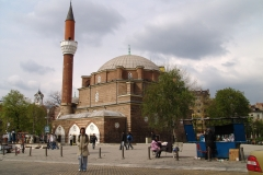 Sofia mosque, Bulgaria.