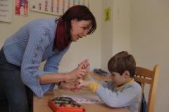 Day care centre for children with special needs, Sofia. Bulgaria.